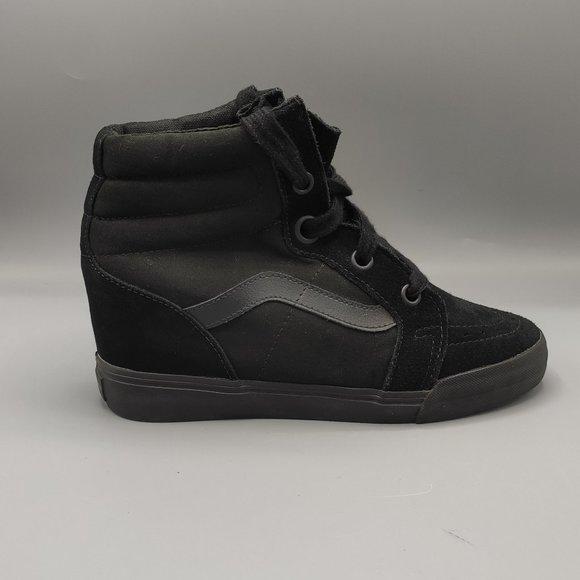 Vans Shoes | Sk8hi Wedge Womans Sneaker